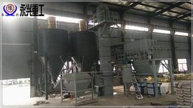 金刚砂砂浆生产线