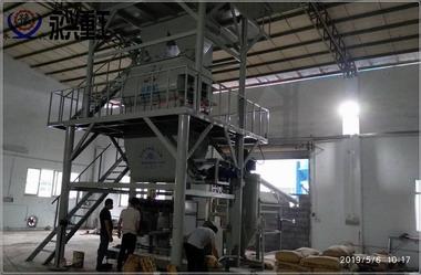 年产10万吨特种砂浆生产线