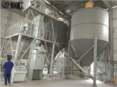 自动化干粉砂浆生产设备