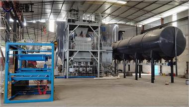年产10万吨全自动干粉砂浆生产线(带烘干)