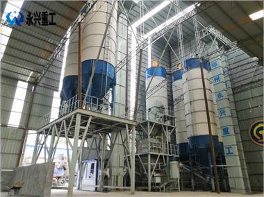 河北承德年产20万吨干混乐动app下载安装搅拌站