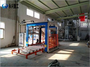 全自动化干粉砂浆生产线