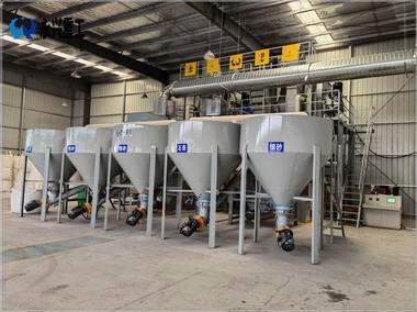 全自动特种砂浆生产设备