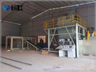 江西宜春全自动砂浆生产线