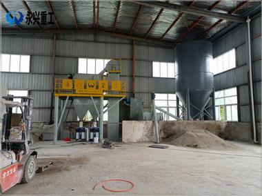 天津特种砂浆生产线